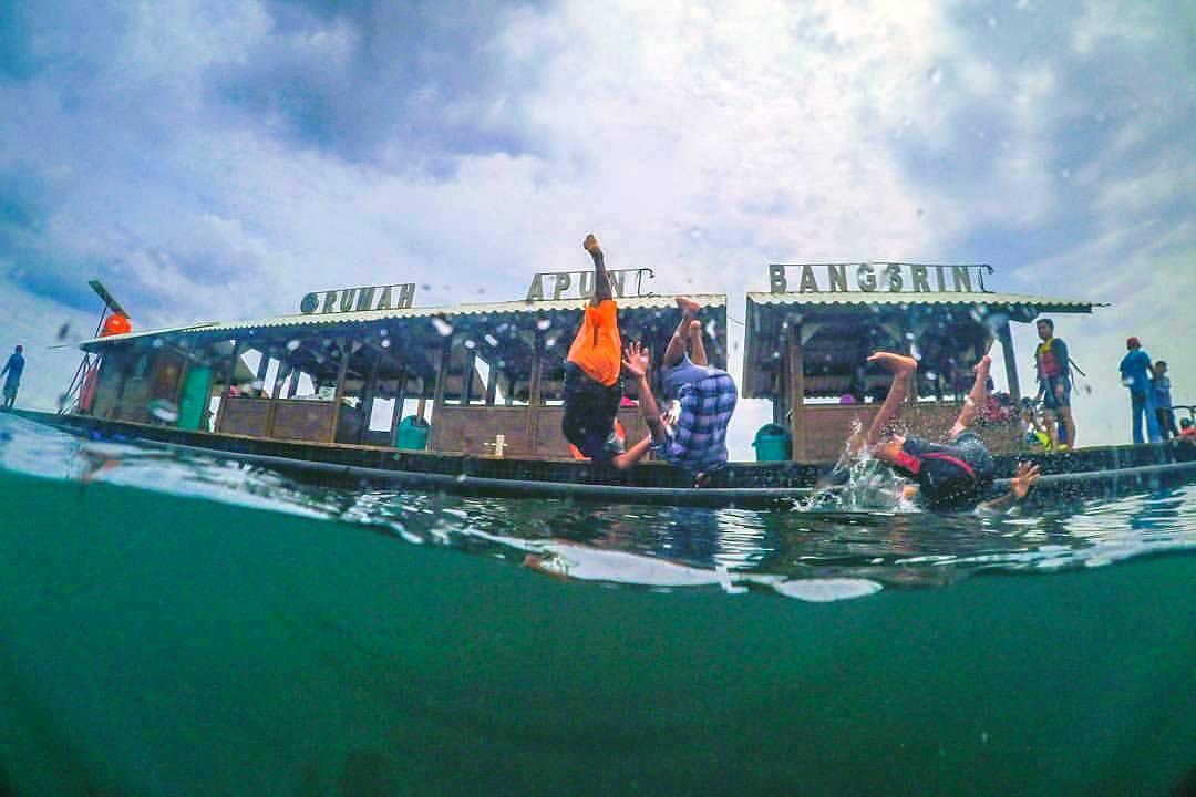 paket wisata banyuwangi 4h3m, bangsring underwater