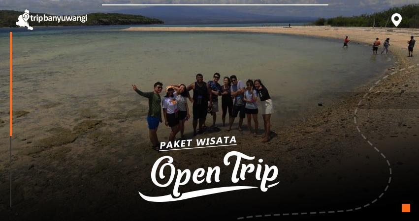 OPEN TRIP BANYUWANGI 2019
