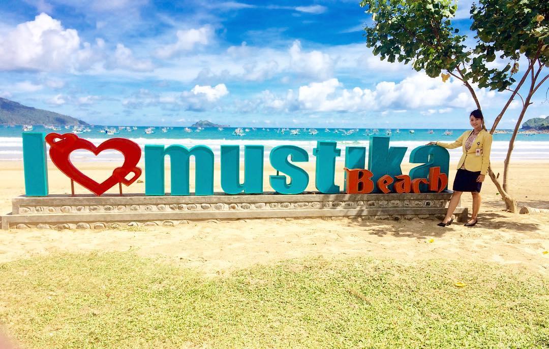 paket wisata banyuwangi 3h2m, pantai mustika