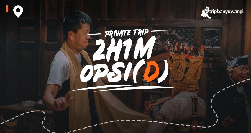 Paket Wisata Banyuwangi 2H1M Opsi D